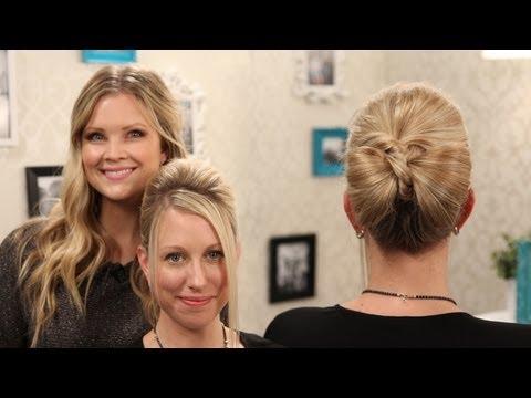 Holiday Hair Bow!!
