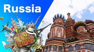 "【俄羅斯旅遊】番外篇:奇趣莫斯科 Side Story: ""Myths"" in Moscow"