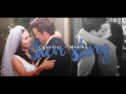 Chandler + Monica | Their Story