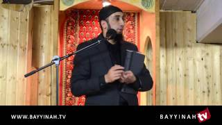 Ustadh Nouman Ali Khan - The Story of Robert Davila in Arabic (Khutbah 03-07-2014)