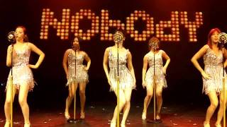 [HD] Wonder Girls - NOBODY live @ Warner Theatre, Washington DC