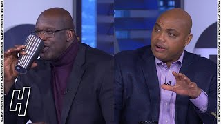 Chuck Says Embiid & Simmons are Shaq & Kobe like - Inside the NBA | February 25, 2021 NBA Season