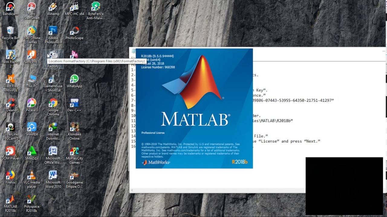 MATLAB license issue (Solved) by Engr  Salman
