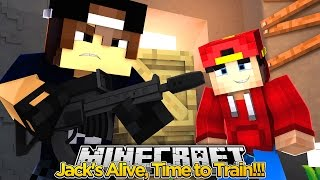 Minecraft Adventure - JACK IS ALIVE & READY TO TRAIN!!