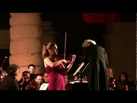 Laura Marzadori - Slavik, Violin Concerto N.2
