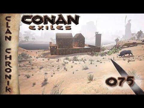 Conan Exiles | CLAN Chronik EP75: Dorf-Idyll