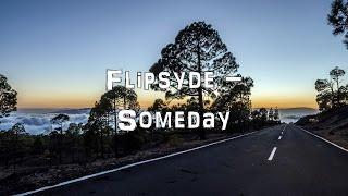 Flipsyde - Someday [Acoustic Cover.Lyrics.Karaoke]