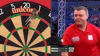 Cameron Menzies vs. Wes Newton | UK Open 2019