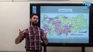 13) 2019 KPSS Engin ERAYDIN Genel Tekrar Türkiyenin Ekonomik Coğrafyası-III