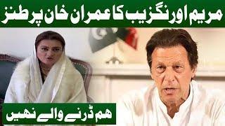 Maryam Aurangzeb Challenge to PM Imran Khan   Neo News