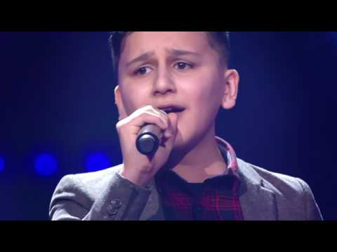 Abu - &39;My Heart Will Go On&39;  Blind Auditions  The Voice Kids  VTM
