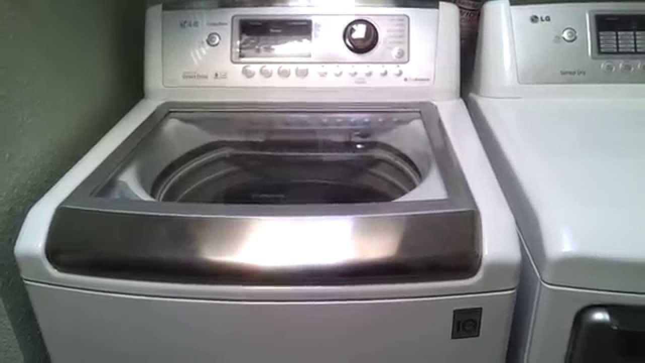 Lg Wt4870cw Washer Problems Droughtrelief Org
