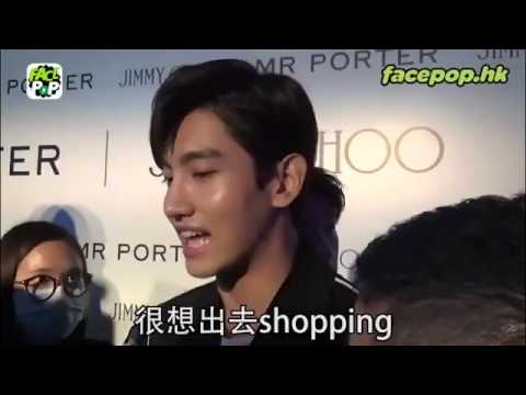 [Eng Sub] 151022 Changmin FACEPOP Interview in Hong Kong