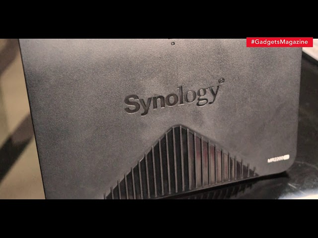 Reviewed: Synology MR2200ac