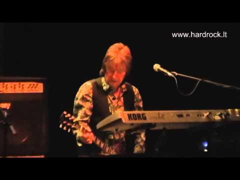 UFO - Run Boy Run (Live in Vilnius, Lithuania 2015-03-05) NEW SONG