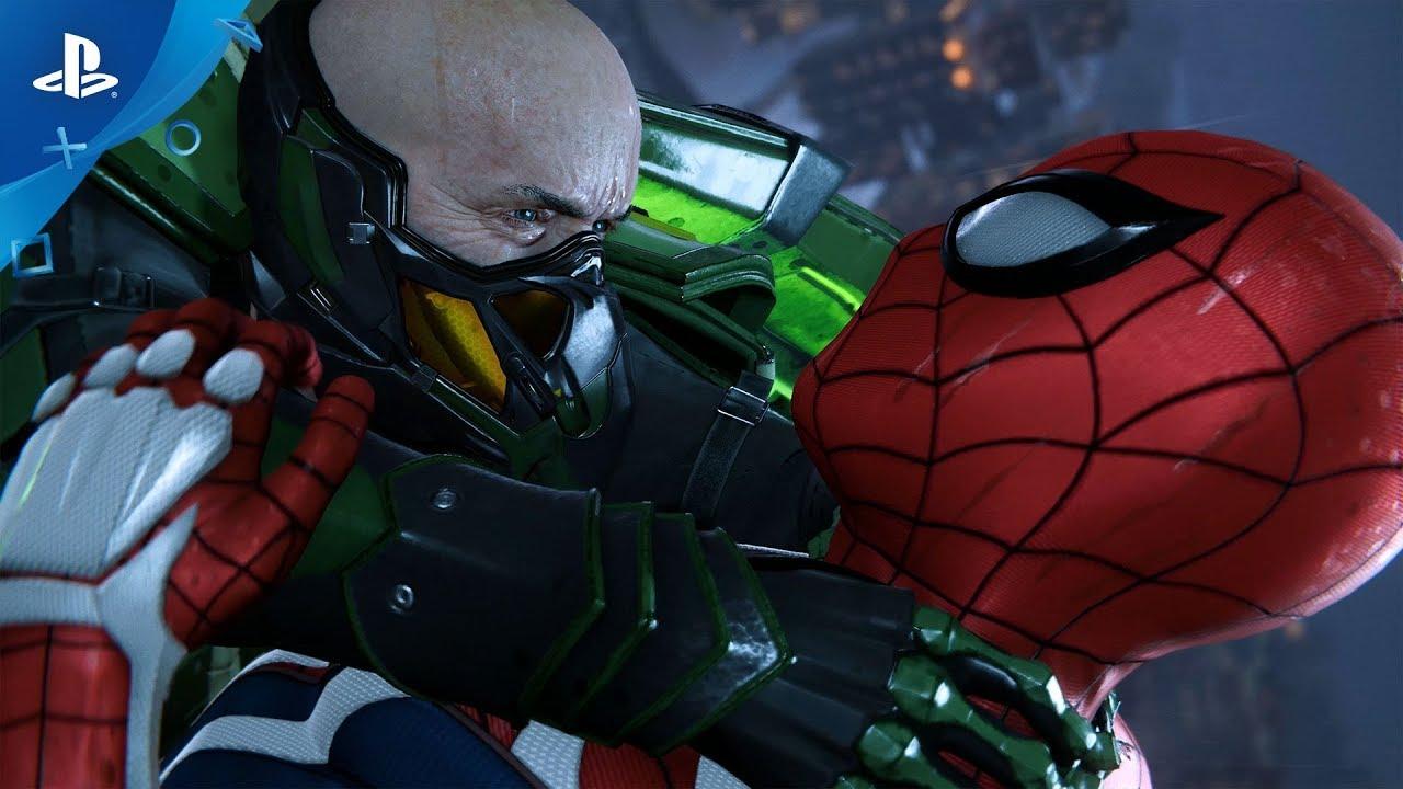 市民の敵スパイダーマン!?危険の元凶篇を再生する