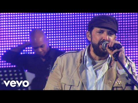 Juan Luis Guerra - A Pedir Su Mano (Live)