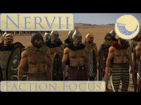 Heir's Faction Focus : Nervii : Total War Rome 2