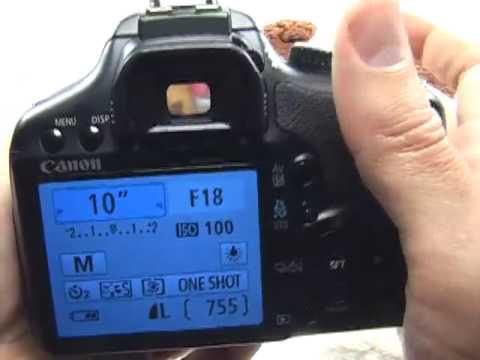 Canon XSi/450D: Night Landscape