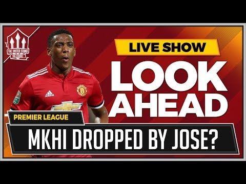 Huddersfield vs Manchester United LIVE Preview | MKHITARYAN Left Out?