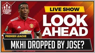 Huddersfield Town vs Manchester United LIVE Preview | MAN UTD News