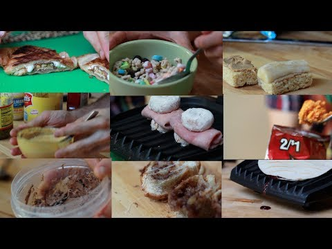 9 Ultimate Late Night College Cooking Recipes - 4 Ingredients Each