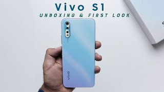 Vivo S1: Unboxing | Hands-on | Price Rs 17,990 [Hindi-हिन्दी]