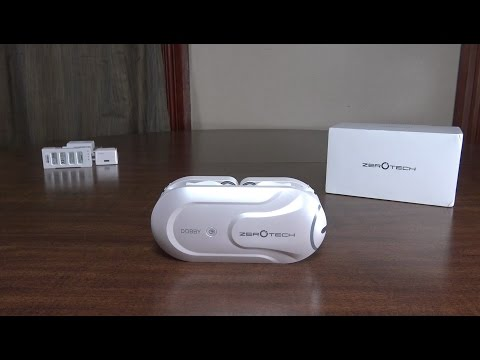 ZeroTech - Dobby - Review and Flight (Indoor and Outdoor)