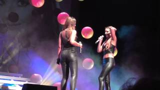 Скачать TWiiNS Wicked Wonderland Live In Setubal