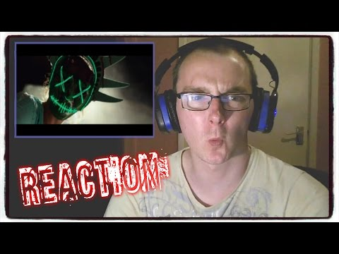 The Purge: Election Year - Official Trailer 2 Reaction - 1080p