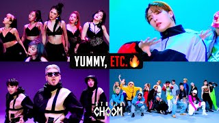 'YUMMY X Chicken Noodle Soup X ROXANNE X Ayy Macarena' Challenge | [We Lit🔥]