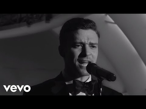 Justin Timberlake - Suit & Tie ft. JAY Z (Official Music Video)