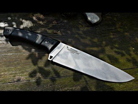 mr blade tactical kitchen knife pioneer youtube. Black Bedroom Furniture Sets. Home Design Ideas