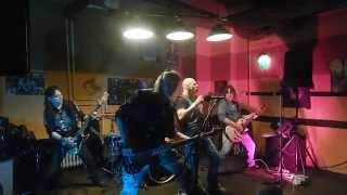 ERYX rockband - revival od ACCEPT