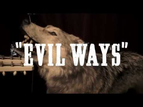 "Blues Saraceno ""Evil Ways"" for Extreme Music"