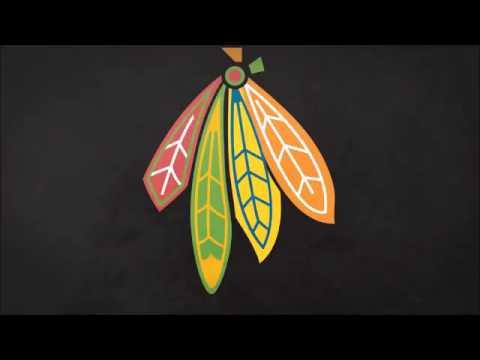 Chicago Blackhawks 2014-15 goal horn
