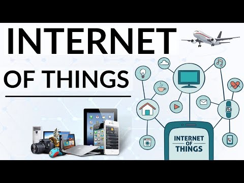 What is IoT ? Internet of Things explained in simple language - Technology Awareness by Yashika