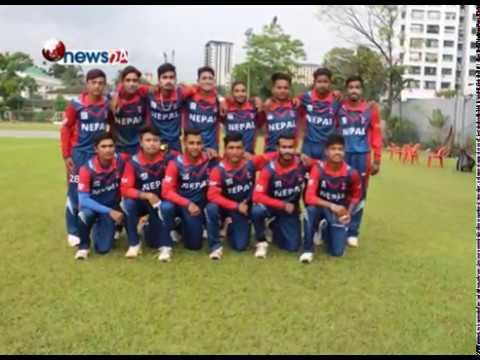 नेपालद्वारा भुटान ९ विकेटले पराजित - SPORTS NEWS