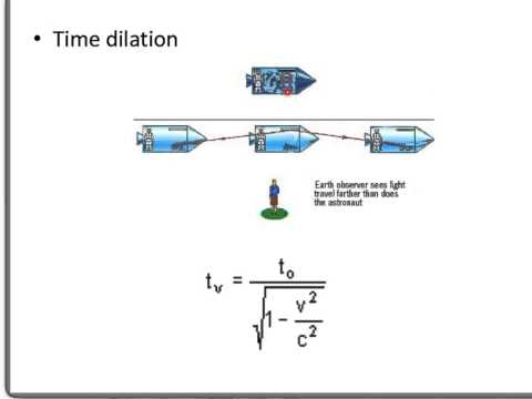 Special relativity II