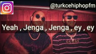 Khontkar ft. Ben Fero Jenga Lyrics Müzik Video