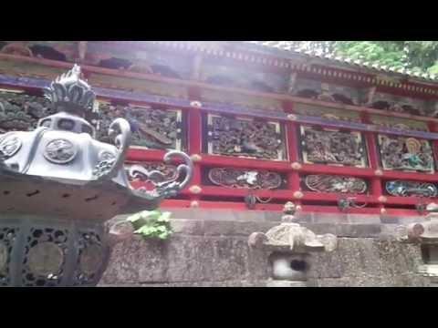 Nikko heritage shrine, Japan