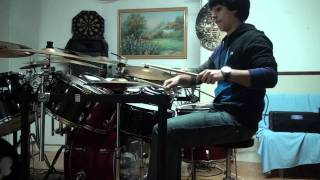 Old Nº 7 drum cover - Opeth-Reverie/harlequin forest