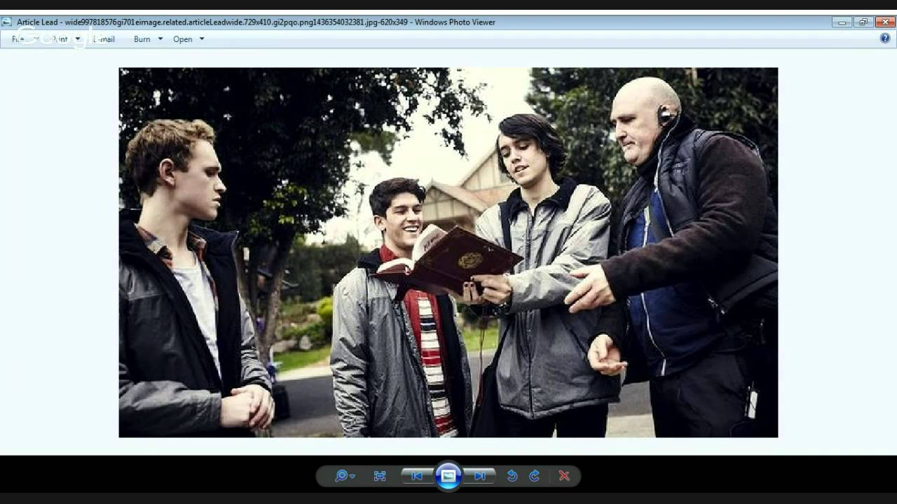 Download The Nowhere Boys The Book Of Shadows Movie Early January Next Year Worldwide