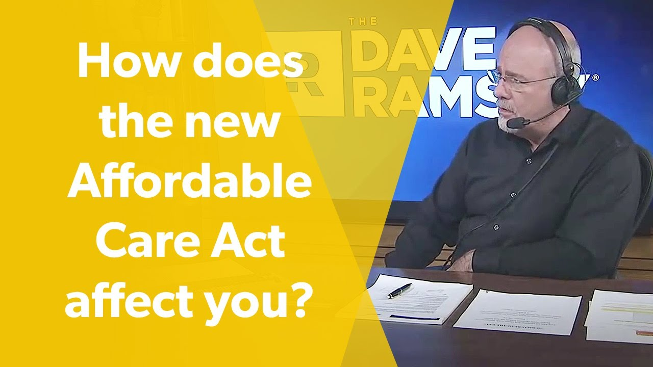 Affectingyou: How Does The Affordable Care Act Affect You?