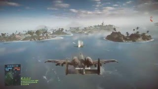 A10 Warthog in action