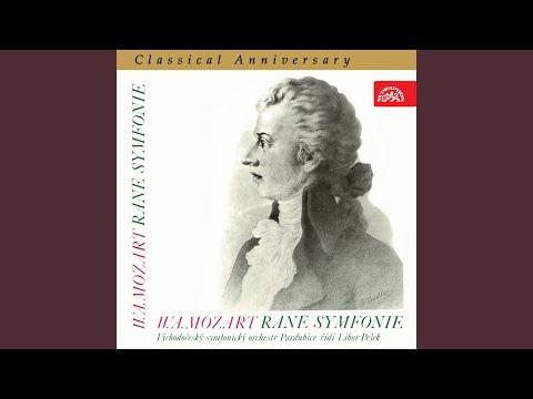 Symphony no. 21 in a major, k.134 - menuetto/trio mp3