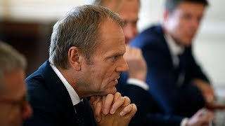Donald Tusk: Deal is ready but there's doubts from Britain