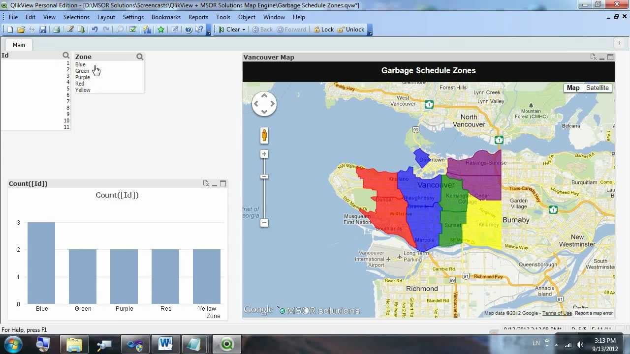 Using maps with qlikview youtube gumiabroncs Choice Image