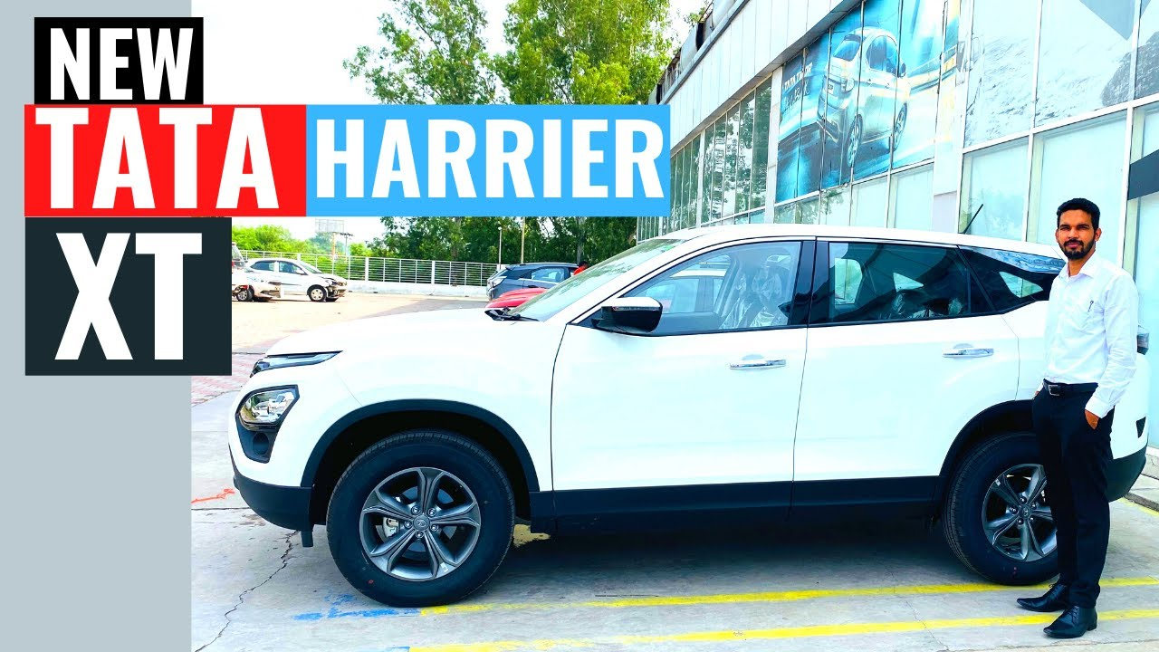 New tata harrier 2020 XT Variant Review |  tata harrier price | Tata Harrier RevIew | Carquest