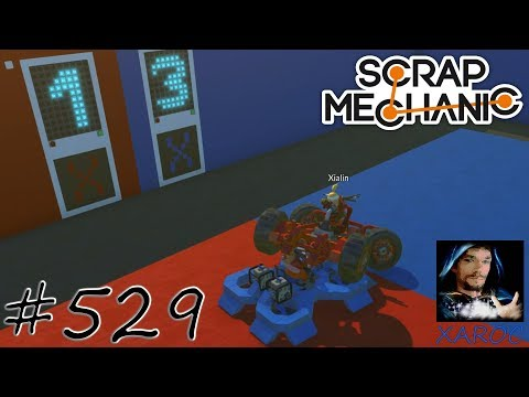 Scrap Mechanic Kartfight: Wer macht den anderen so richtig Platt?! #529 🐶 deutsch / german
